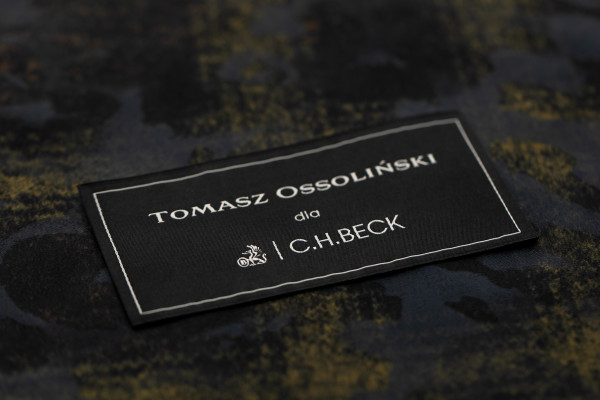 Tomasz Ossolinsk for C.H. Beck