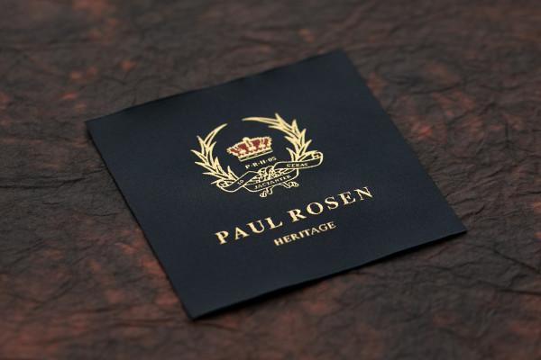 Paul Rosen Heritage
